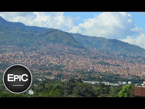 Quick City Overview: Medellín, Colombia (HD)