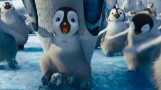Happy Feet 2 - Hop on My Feet Dance Scene (HD)