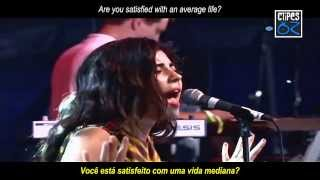 Marina and the Diamonds - Are You Satisfied? (Legendas Pt/Eng)