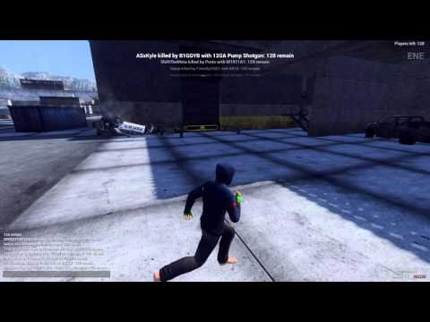 h1z1 how to turn off car