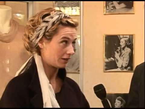 Cecile de France on 'Hereafter'