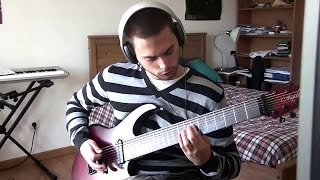 Repeat youtube video Knife Party - Centipede (Guitar Cover)