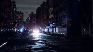 Darkness All Around - 90's Hip-Hop Instrumental