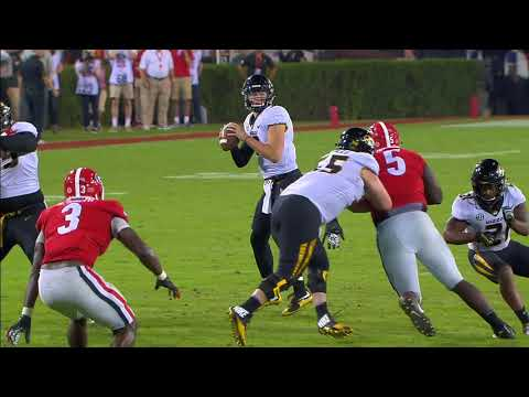 HIGHLIGHTS: Mizzou falls to Georgia 53-28