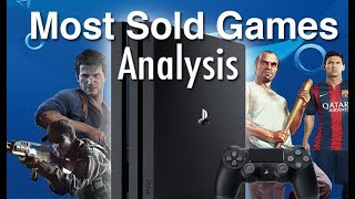 These Are The Top 100 Best Selling Ps4 Games  So Far . Exclusives? Sequels? New Ip? - Analysis