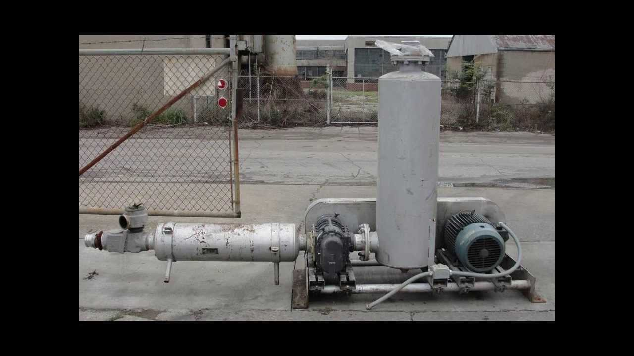 Tuthill Corp  rotary positive displacement blower