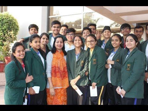 X-D (Batch 2016-17) - Delhi Public School Vadodara