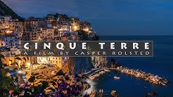 Cinque Terre - timelapse from Italy (Monterosso, Vernazza, Corniglia, Manarola, Riomaggiore)