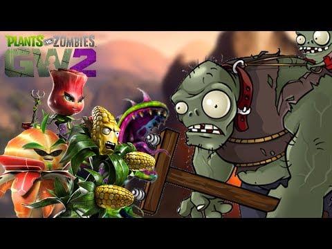 Plant VS Jombie Garden Warfare 2 Indonesia | #3 Lawan Gargantuar Buat Cari Sepatu OMG!!