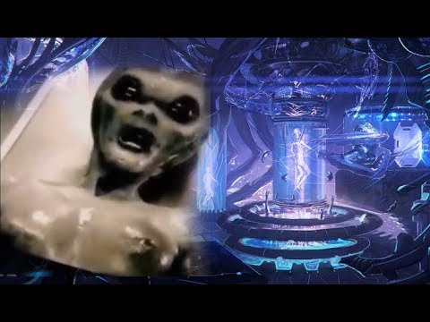 AREA 51: released an incredible video of an Alien that was in a laboratory on the S4 base