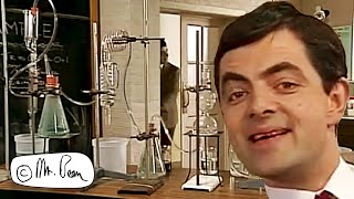 Back to School Mr. Bean | Part 3/5 | Mr. Bean Official