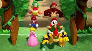 Super Mario Party - All 4 Vs. 8 Minigames (Master COM)