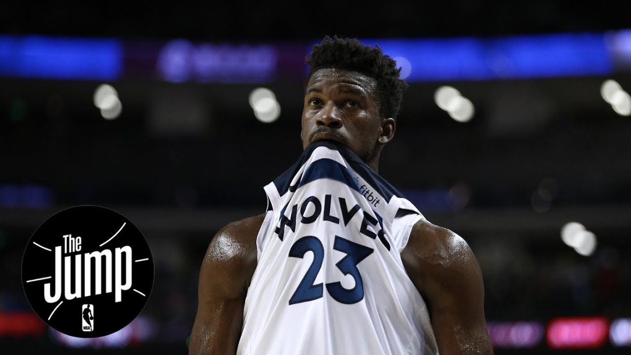 Jimmy Butler expects to win with Timberwolves | ESPN