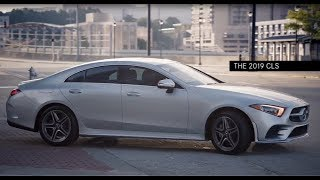 2019 Mercedes Benz CLS Coupe – Video Brochure Crowd