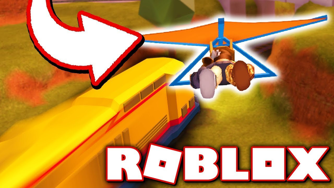 how to fly a glider in roblox jailbreak