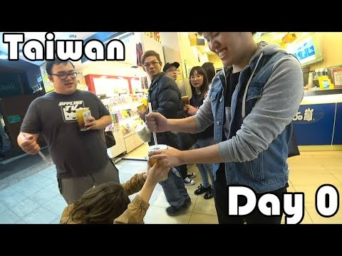 Offline TV Goes To Taiwan /Day 0/
