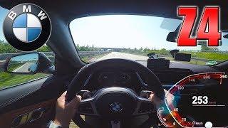 0-250km/h   2019 BMW Z4 (G29)   POV- Acceleration and Top speed TEST ✔