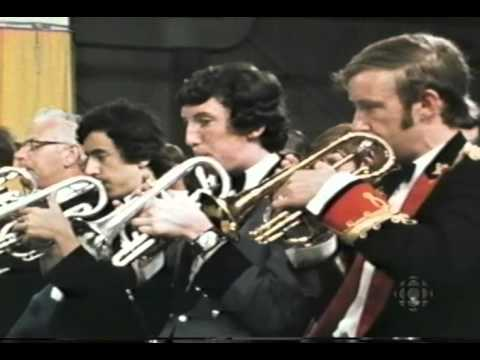 Brass Band Festival 1972 Canada Black Dyke, CWS Manchester, GUS and Fairey Part Two