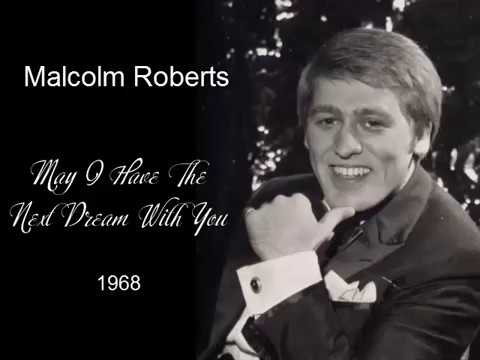 Malcolm Roberts ‎– May I Have The Next Dream With You (1968)