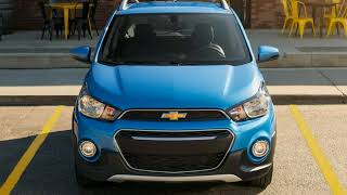 2018 Chevrolet Spark. A little small. A lot of awesome