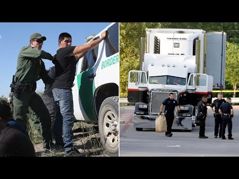 10 People Found Dead in Trailer After Mexico to Texas Human Trafficking Disaster (REACTION)