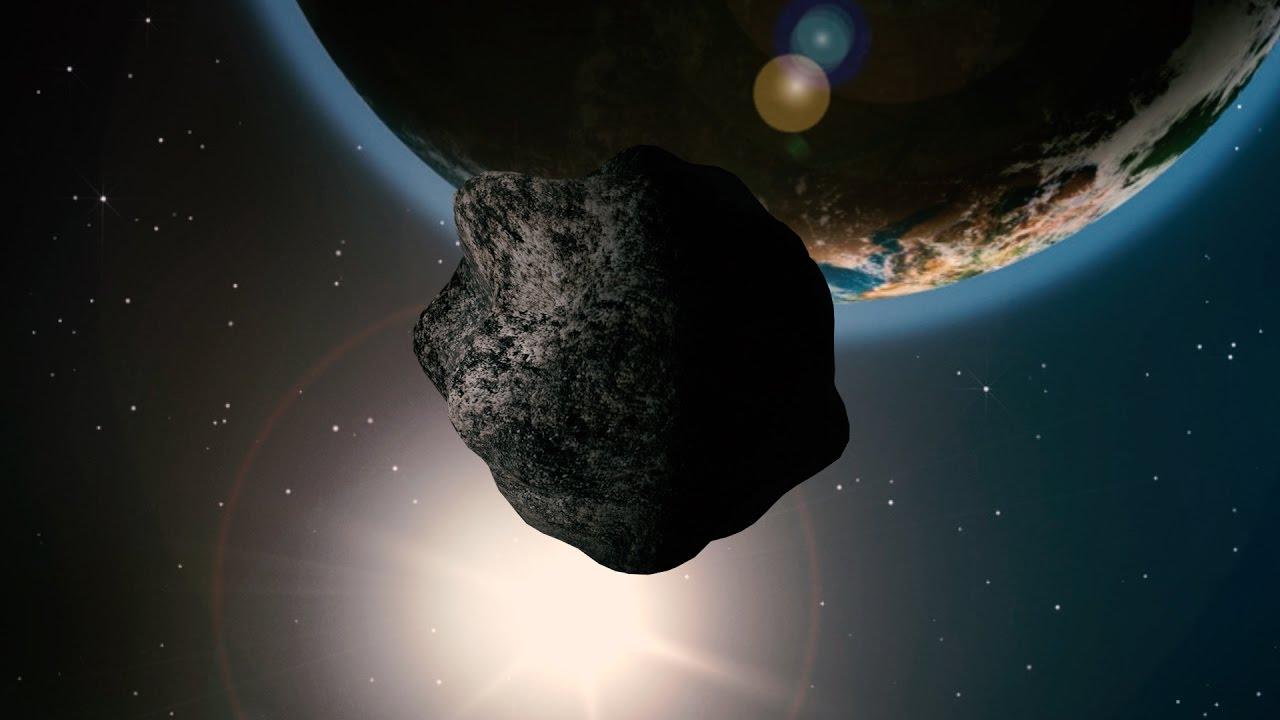 asteroid near earth - 1280×720
