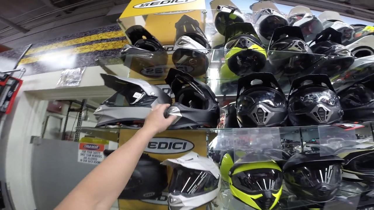 Vlog 19: Thiên đường đồ bảo hộ xe moto part 2: găng tay, giày bảo hộ đủ loại, đủ giá
