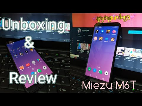 Meizu M6T Unboxing and Review