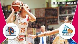 Famila Schio (ITA) v Perfumerias Avenida (ESP) - Full Game - EuroLeague Women 2017-18 thumbnail
