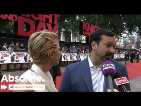 Knight and Day: director and producer interview Mp3