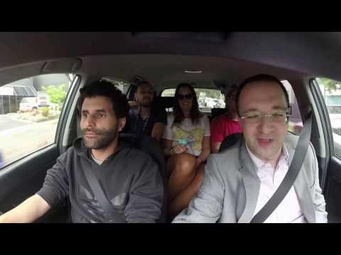 What music do you like? - Carpool Karaoke with JSL