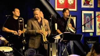 Poncho Sanchez and Terence Blanchard - Groovin High (Live at Amoeba)