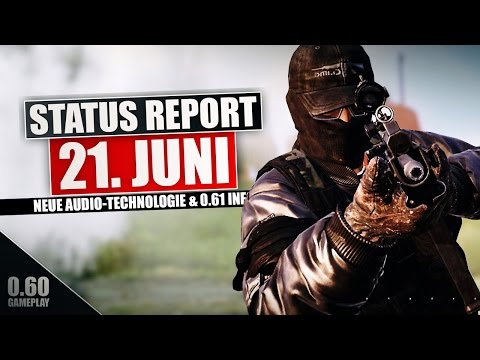 ◤Status Report 21.06.16 | DAYZ STANDALONE V0.60 | German Gameplay - Ricoo