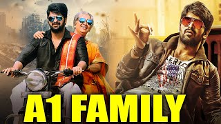 A1 Family Full South Indian Movie Hindi Dubbed | Telugu Movies In Hindi Dubbed Full