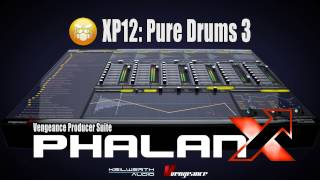 Vengeance Producer Suite - Phalanx XP12 Pure Drums 3