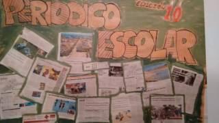 Elaboración del Periódico Escolar