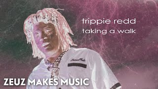 Download Taking A Walk by Trippie Redd but it's even more lofi than it already was - beats to relax/study to.