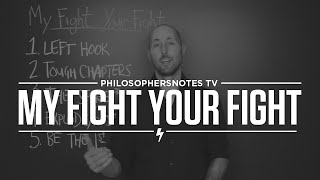 PNTV: My Fight Your Fight by Ronda Rousey