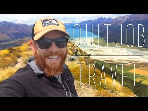 QUIT JOB   TRAVEL the WORLD - LIFE NOMADIC (Official Channel Trailer)