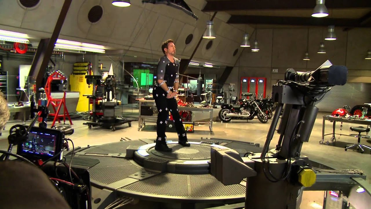 Get Blueprints For My House Iron Man 3 Behind The Scenes Clip Calling The Suit
