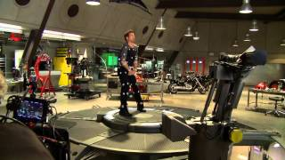 Iron Man 3 behind the scenes clip