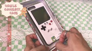 WANLE GAMEBOY CASE for iPhone 7Plus