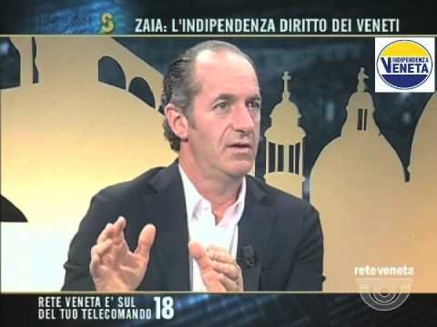 Luca Zaia a Rete Veneta - 18 settembre 2013 from YouTube · Duration:  13 minutes 22 seconds