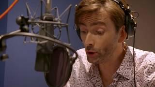 Doctor Who's David Tennant Brings Sci-Fi to Fireman Sam