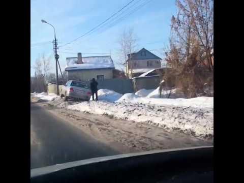 Съхал с дороги в Раменском, повезло!!! #таксираменское