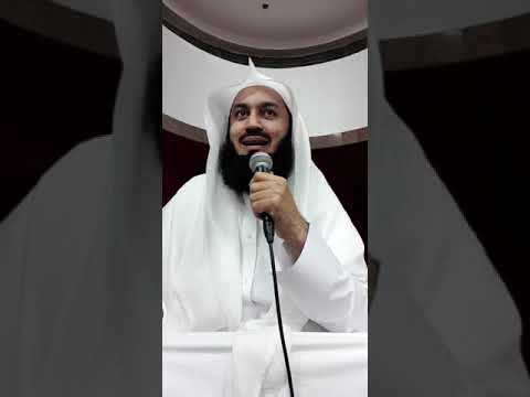 Not satisfied with life? - Mufti Menk