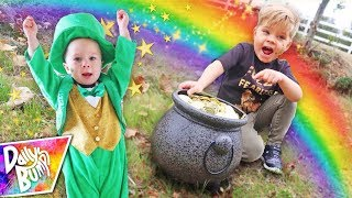 connectYoutube - We Found A REAL POT OF GOLD At The End Of A Rainbow! 🌈
