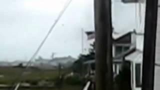 Tornado hits in Queens, Brooklyn, NYC 9/8/2012