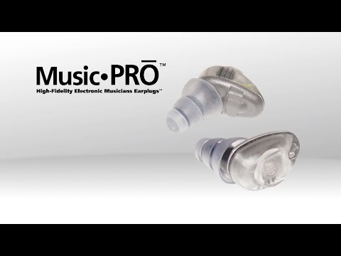 Etymotic Music•Pro Electronic Earplugs Instructions for Use Mp3