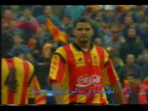 CL 1994 Finale Retour Espérance Sportive de Tunis 3-1 Zamalek Sporting Club (Egypt) Buts 17-12-1994